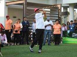 Kapil Dev launches 'Express Golf' tournament in Gurgaon