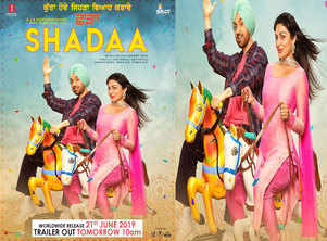 Trailer of 'Shadaa'  releases tomorrow