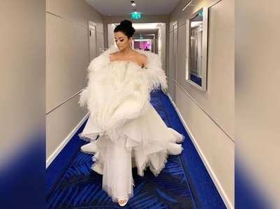 Cannes '19: Aishwarya sizzles in a white dress