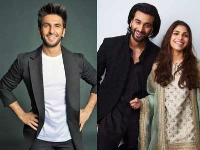 Ranveer wishes Sharmin - Meezaan for 'Malaal'