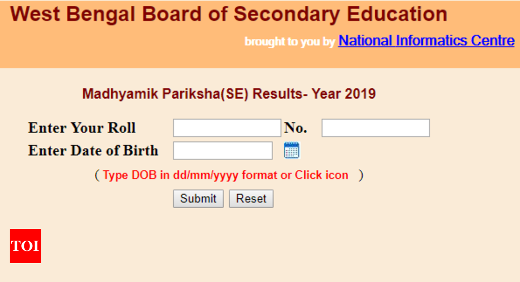madhyamik result 2019: West Bengal Madhyamik Pariksha