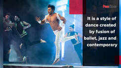 Watch Terence Lewis' incredible performance at a wedding event
