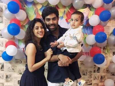 Deepika Singh celebrates son's 2nd b'day