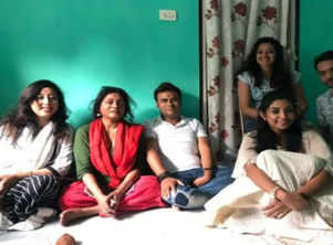 Reshmi Mitra starts shooting for 'Shlilatahanir Pore'