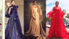 Sonam Kapoor looks regal on her Day 1 in Cannes 2019