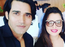 Photo: Aamrapali Dubey shares a frame with Ayaz Khan on his birthday