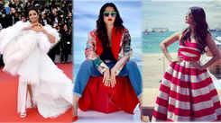 Cannes 2019: Aishwarya Rai Bachchan turns modern-age rock princess by day, angel by evening