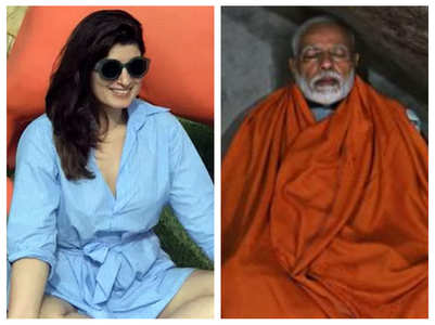 Twinkle Khanna trolled for mocking PM Modi