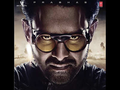 Prabhas shares the first poster of 'Saaho'