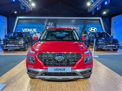 Hyundai venue price in india 2020
