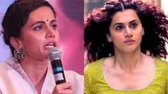 Did a TV channel refuse to give a public apology to Taapsee Pannu?