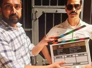 Mayur Kachhadiya shoots the climax of his film G in Kutch