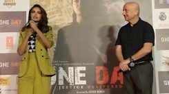 Trailer launch of Anupam Kher, Esha Gupta starrer 'One Day: Justice Delivered'