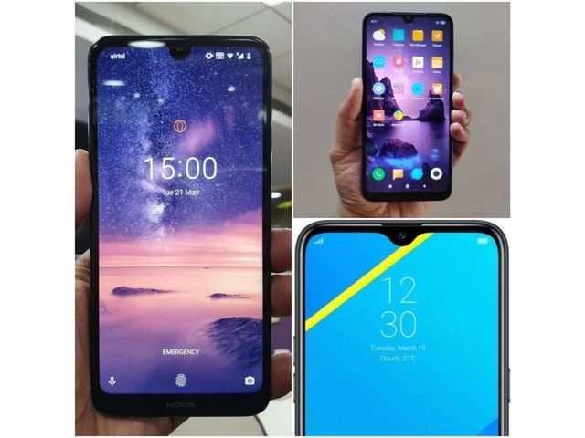 Nokia 3.2 vs Realme C2 vs Xiaomi Redmi Y3: How the three new smartphones under Rs 10,000 compare