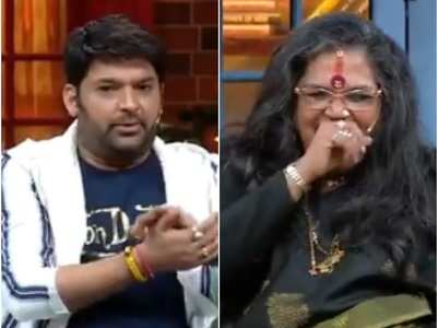 TKSS: Kapil feels flattered by Usha