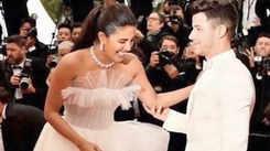 Cannes 2019: Nick Jonas plays perfect husband for Priyanka Chopra