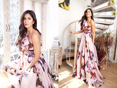 Katrina's gown makes us wonder why isn't she at Cannes