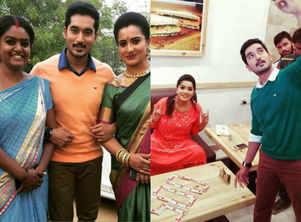 Karthika Deepam actors celebrate 500 episodes