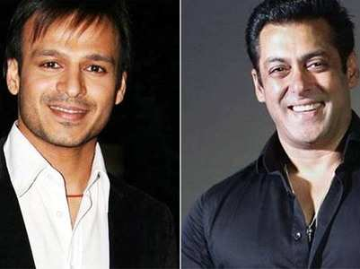 Salman never reacted on Vivek's meme on Ash