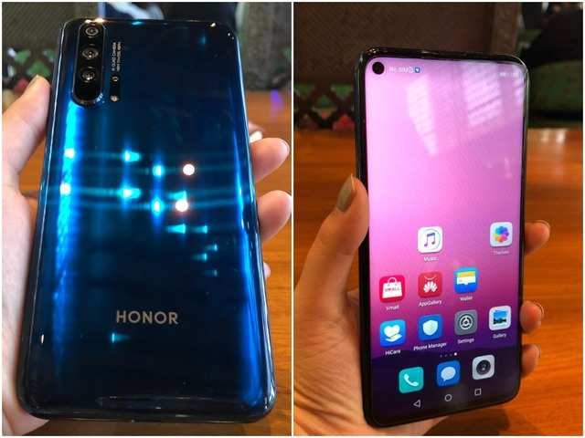 Honor 20 vs Honor 20 Pro: How the two compare