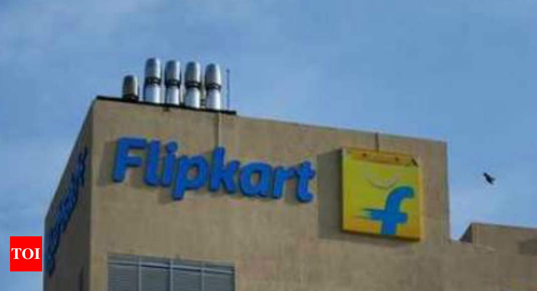 Going physical: Flipkart plans grocery stores - Times of India