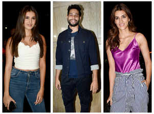 Celebs at screening of 'India's Most Wanted'