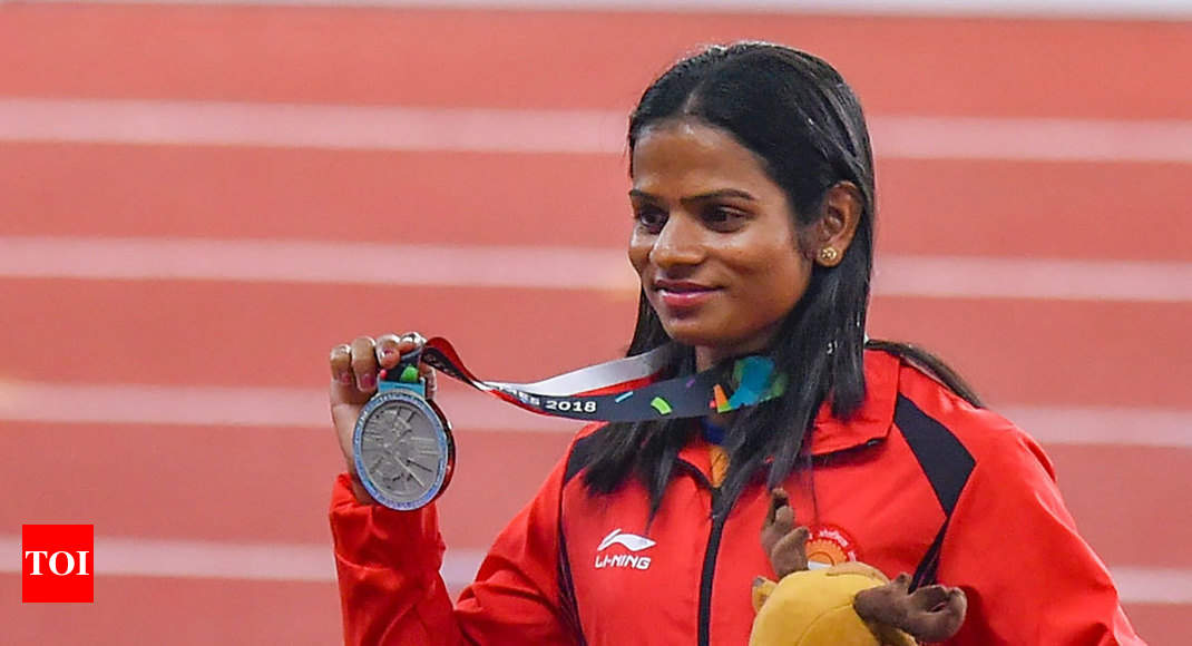 Will take legal shelter against being blackmailed: Dutee Chand -