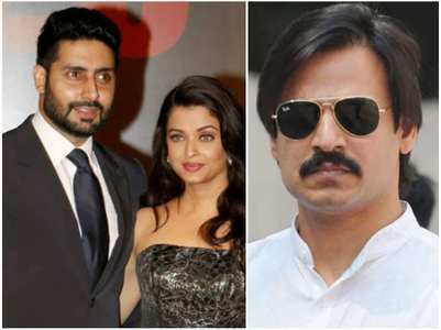 Did Aishwarya calm down a furious Abhishek?