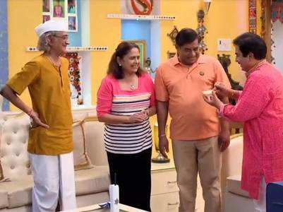 TMKOC: Jethalal gets emotional