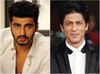 Arjun confirms SRK's mention in his film