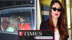 Sara hides her face as she's spotted holding hands with Kartik; Kareena reveals secret behind her fit body, and more…