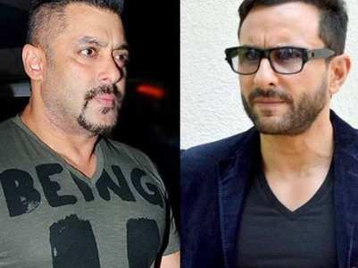 Saif did push-ups with Salman on the flight