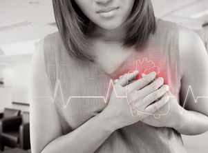 Some common signs of a heart attack in women