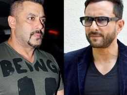 When Saif Ali Khan revealed that he would do push-ups with Salman Khan on the flight