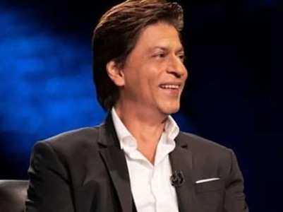 Here's what SRK is shooting,details inside