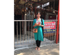 Picture: Bhojpuri actress Poonam pays a visit to the temple