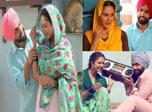 Muklawa: Must see pics of Ammy Virk & Sonam Bajwa