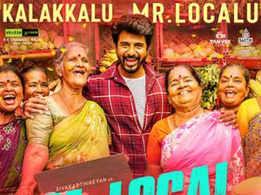 'Kalakkalu Mr Localu' song from Sivakarthikeyan starrer 'Mr Local' revealed