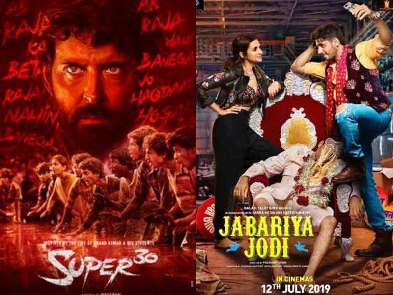 Hrithik Roshan's 'Super 30' to now clash with Ekta Kapoor's 'Jabariya Jodi'?