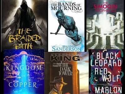 Books to read if you're a fan of George RR Martin