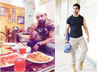Nazim follows fitness regime even during Ramzaan