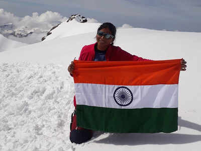 Bhawna Dheriya becomes first woman from Madhya Pradesh to complete