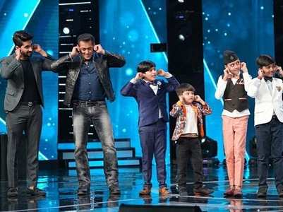Bharat promotion: Salman gets in to kid mode