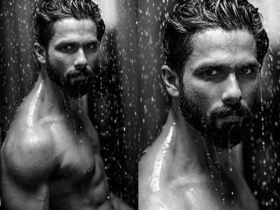 Pic: Shahid sets the temperature soaring