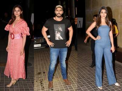 Celebs attend 'India's Most Wanted' screening