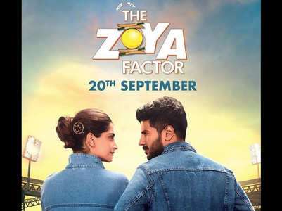 Sonam-Dulquer's film to release on 20th Sept