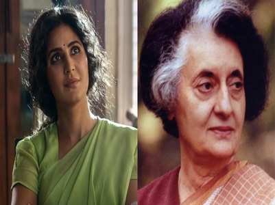 Katrina: Wish to play Indira Gandhi onscreen