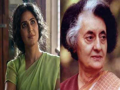 Katrina: Wish to play Indira Gandhi onscreen