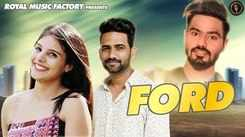 Latest Haryanvi Song 'Ford' (Lyrical) Sung By Raj Mawer