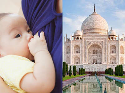 Taj Mahal to have a breastfeeding room!